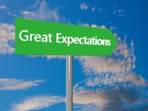 Your Expectations Will Be Reflected in the World Around You